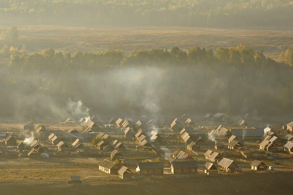 Contaminación en viviendas
